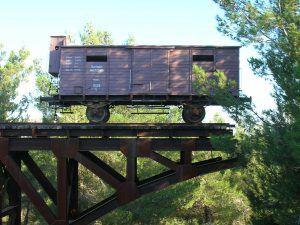 YadVashem_Train_Car